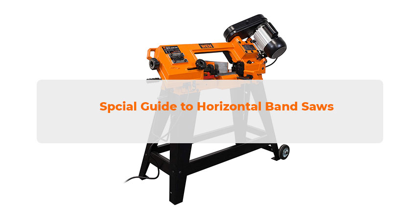 Guide to Horizontal Band Saws