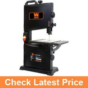WEN 3939T 2.8-Amp 9 Inch Benchtop Band Saw
